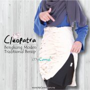 Bengkung Moden Traditional Berzip