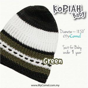 7. KOPIAH Green