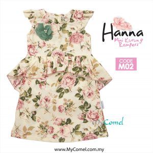 Hanna Rompers – M02