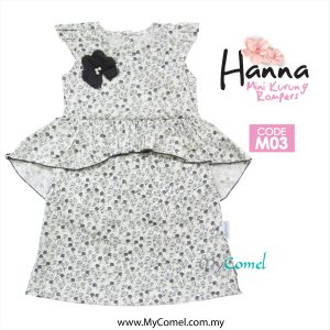 Hanna Rompers – M03