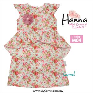 Hanna Rompers – M04