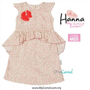 Hanna Rompers – M05