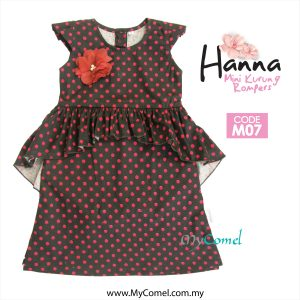 Hanna Rompers – M07
