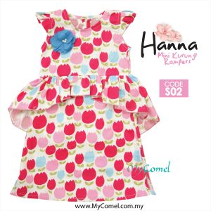 Hanna Rompers – S02