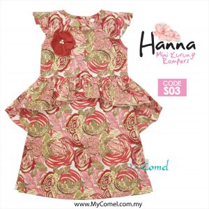 Hanna Rompers – S03