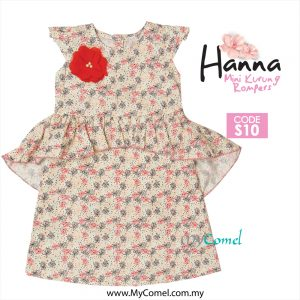 Hanna Rompers – S10