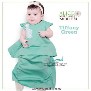 Mini Kurung Alice – Tiffany Green