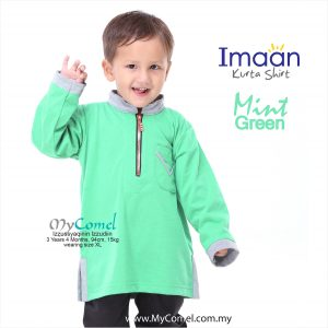 Kurta Kids – Mint Green