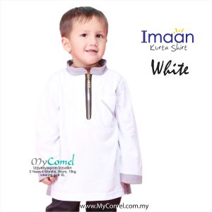 Kurta Kids – White-