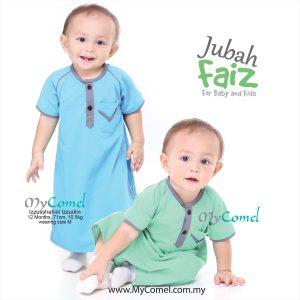 Jubah Baby – Faiz 1