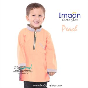 Kurta Kids – Peach